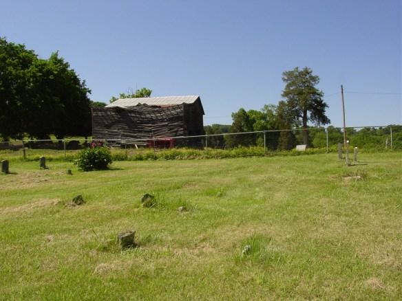 Claxton Cemetery Hancock Co.