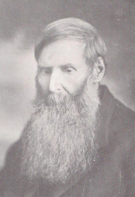 Peter Muncy 1916