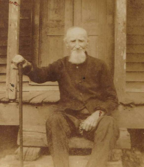 William Muncy Hancock County TN