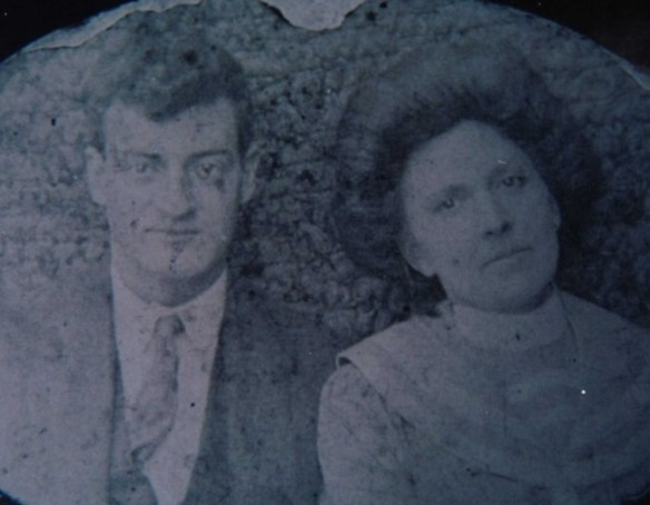 Charlie Tomas Estes and Nannie Greer