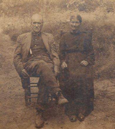 Lazarus and Elizabeth Estes 2