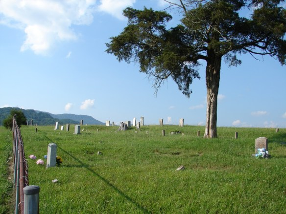 Dodson Cottrell cemetery