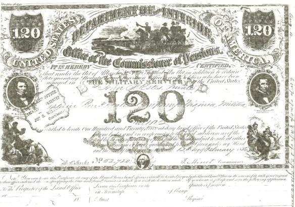John R. Estes 120 acres