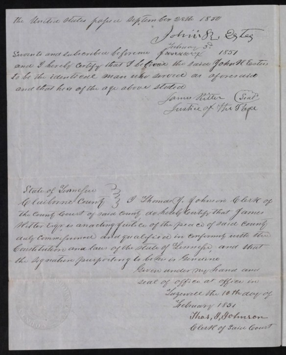 John R. Estes bounty app 1850 2