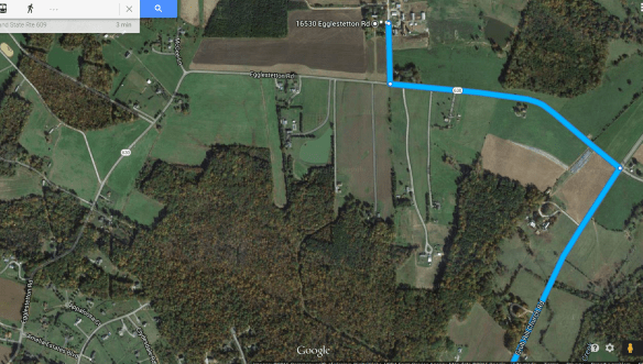 Combs about 400 acres
