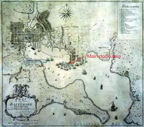 Baltimore Docks