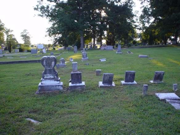 Oak Ridge Estes plot
