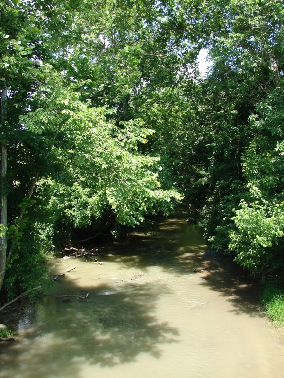 Crumley Road Lick Creek
