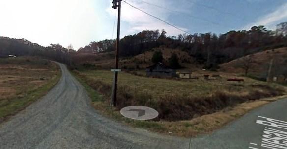 Livesay Road at Kinsler