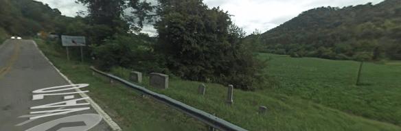 The VA-TN border