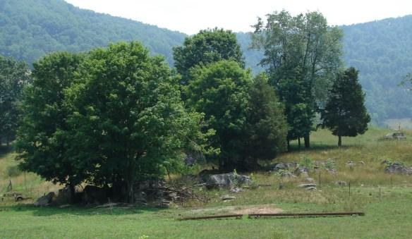 Vannoy poss cemetery