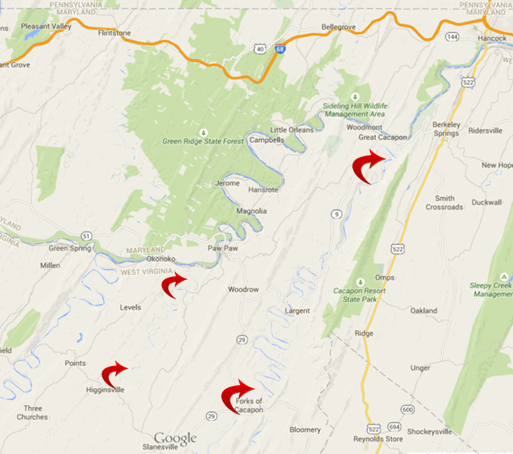 Hampshire map 2