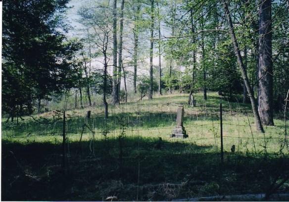 George McNiel cemetery