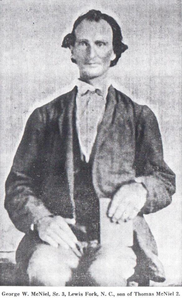 George W. McNiel