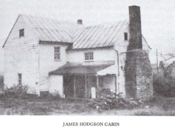 James Crumley Hodgson cabin