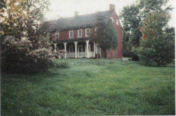 James Crumley home