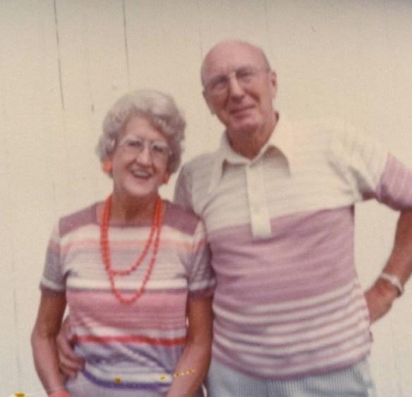 Eloise and Al Rutland