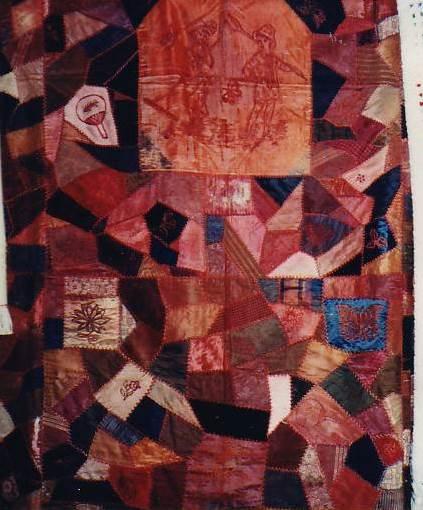 Kirsch crazy quilt