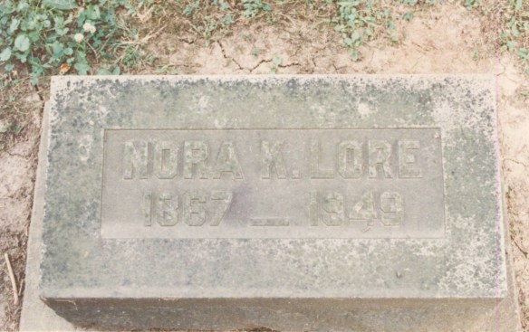 Nora Kirsch Lore stone