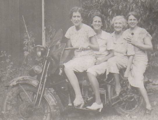 Nora motorcycle