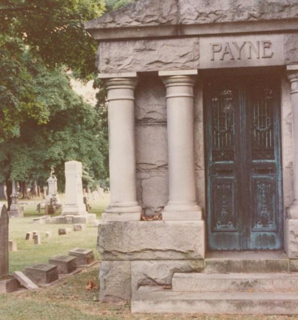 Rushville Payne memorial