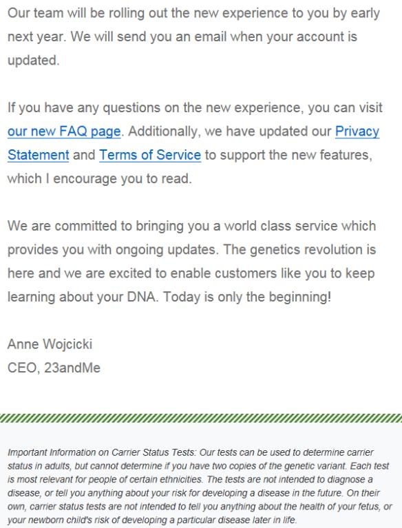 FDA 23andMe 2