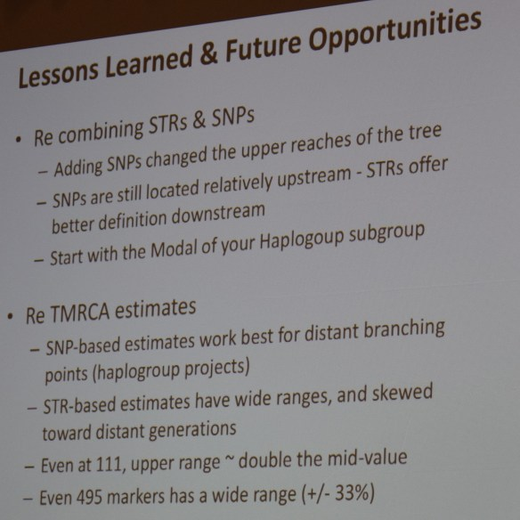 2015 ftdna gleeson lessons 3