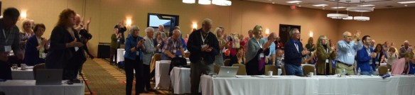 2015 ftdna standing ovation