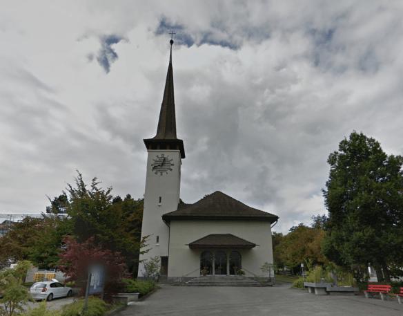 Zollikofen church 2