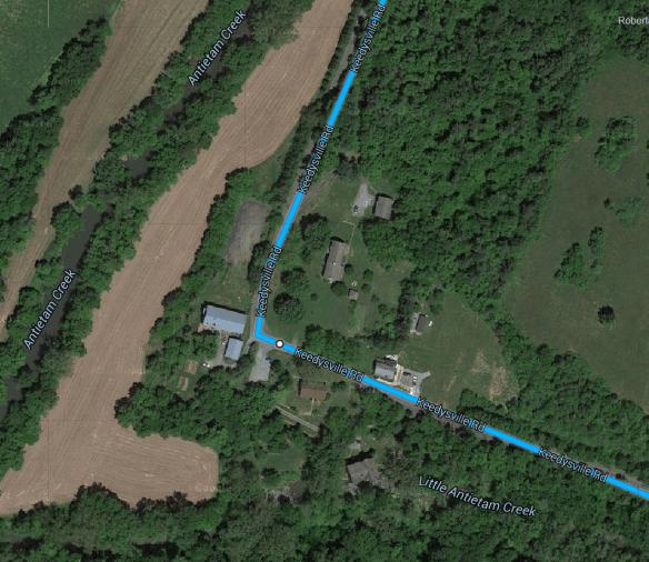 Antietam curve