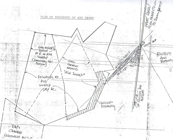 Resurvey of Ash Swamp