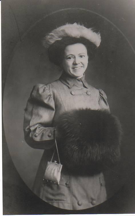 Ida Kirsch 1910