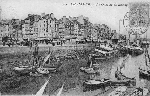 Jacob Kirsch Le Havre