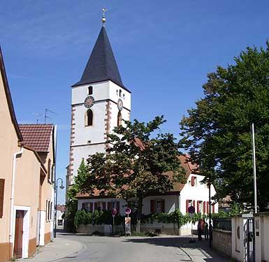 Mutterstadt church