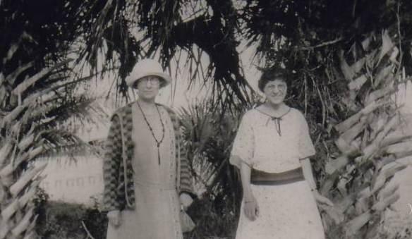Nora Kirsch Lore and Ida Kirsch 1913