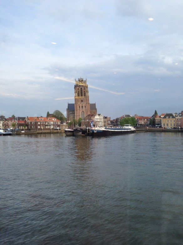 Rotterdam from Rhine 2