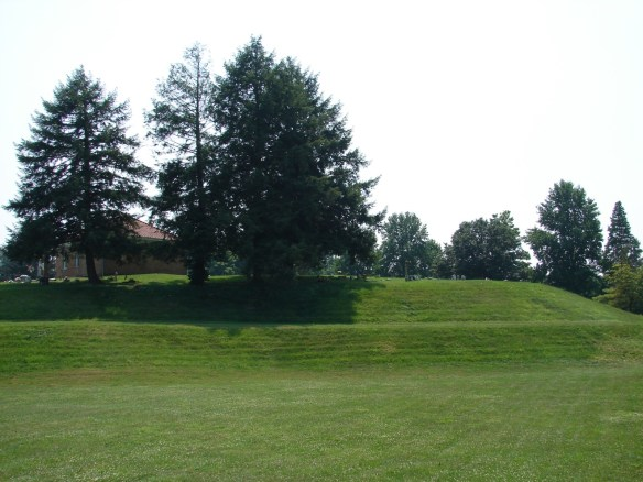 Drechsel riverview mound