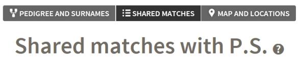 shared matches update