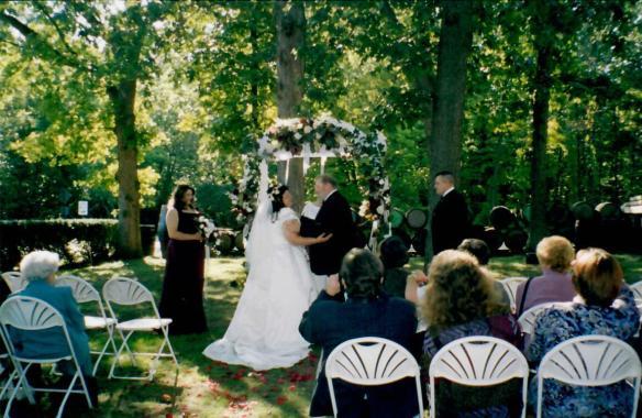 Lentz Mon Ami wedding