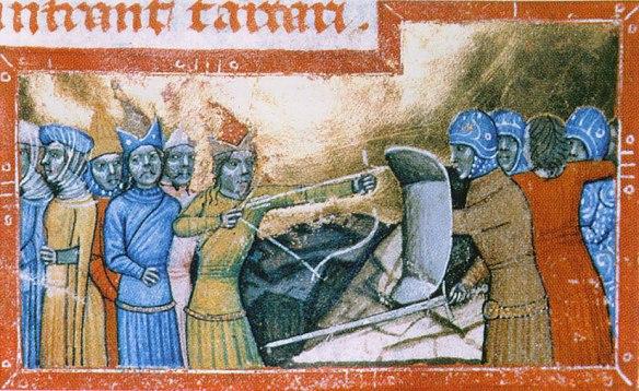 Lentz Mongol invasion manuscript