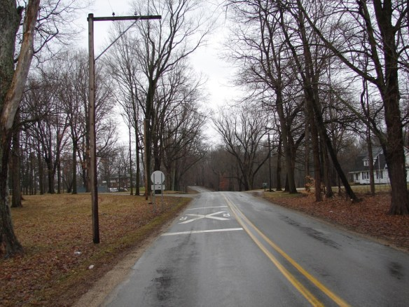 David Miller road