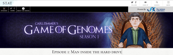 Game of Genomes