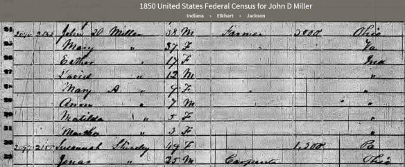 JDM 1850 census