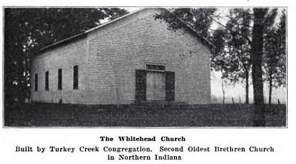 JDM whitehead church