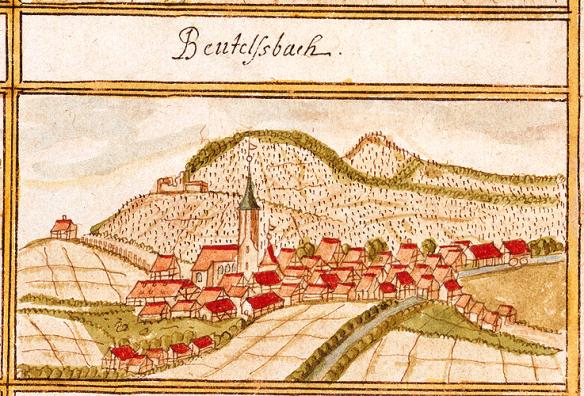 Beutelsbach 1598