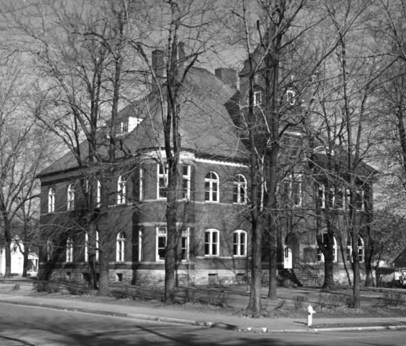 LIncoln School 1950