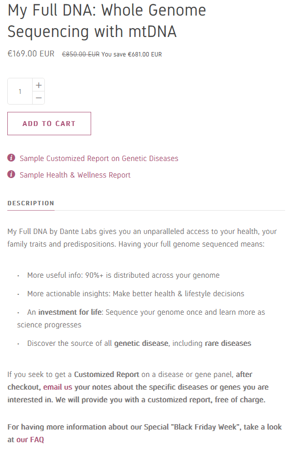 Dante Labs | DNAeXplained – Genetic Genealogy