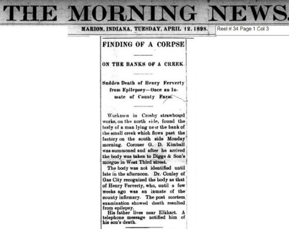 Henry Ferverty article 2 Marion