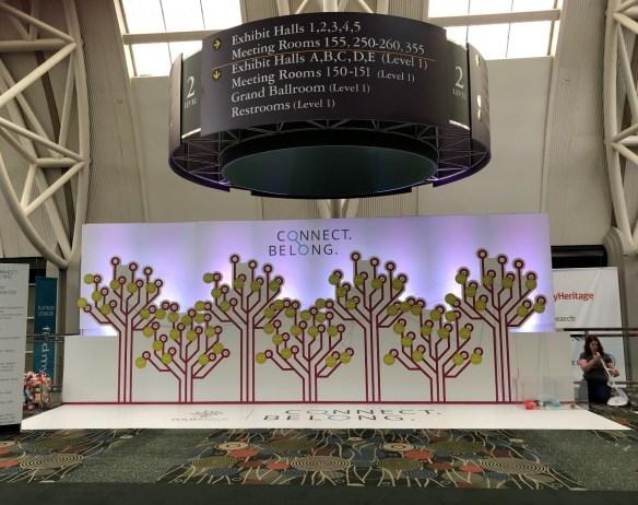2019 conference entrance