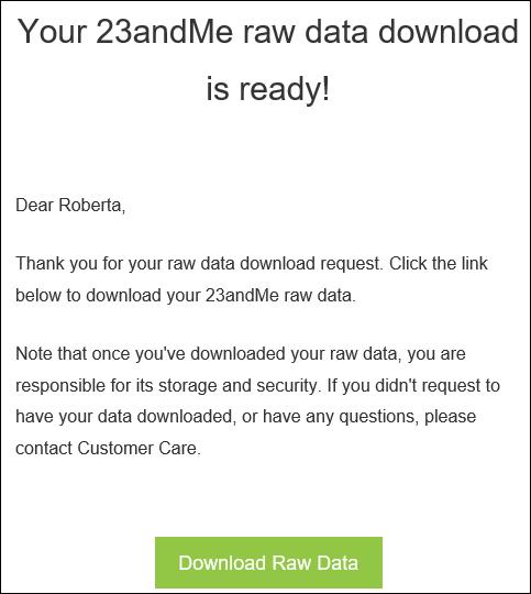 23andMe download 5